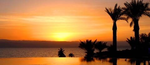 Sunset Over Dead Sea.jpg - Dead Sea