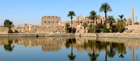 sacred lake Caro.jpg - Nile Cruise & Luxor 14 nights