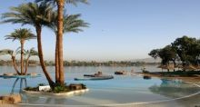 A week on Kings Island by the Nile  fr £599