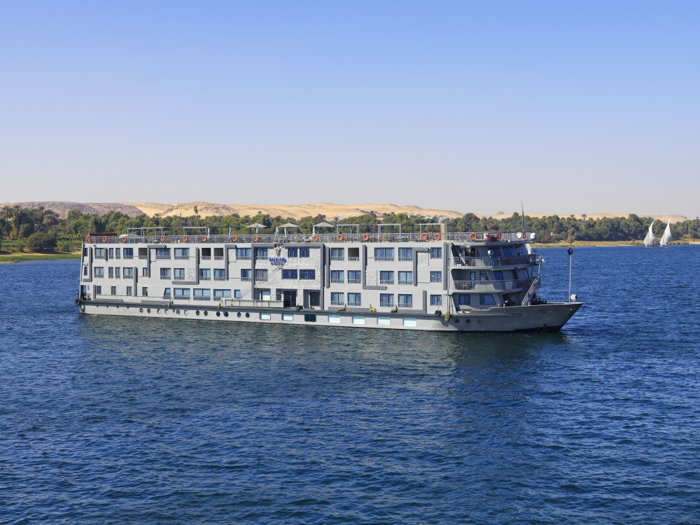 Tulip on the water_feb2019.jpg - Nile Cruise 7 nights