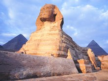 Pyramids, Tombs and Abu Simbel